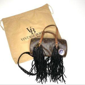 Louis Vuitton Vintage Boho Bag Pappillon